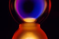 12. Pęcherzyki powietrza w kwasie askorbinowym / Air bubbles in ascorbic acid