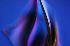 40. Pęcherzyk powietrza w alkoholu poliwinylowym / Air bubble in polyvinyl alcohol