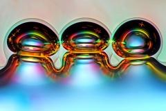 21. Pęcherzyki powietrza w kwasie askorbinowym / Air bubbles in ascorbic acid