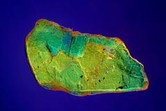 66. Ziarenko morskiego piasku (Francja / Pramosquier) / Grain of sea sand (France / Pramosquier)